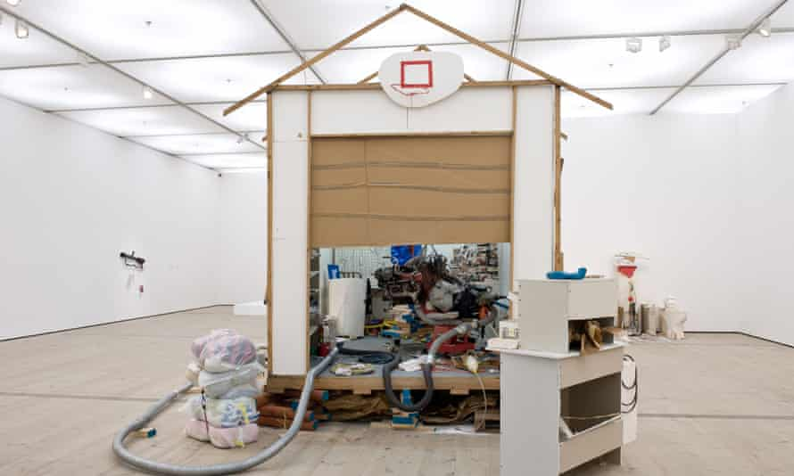 Jason Rhoades, Four Roads