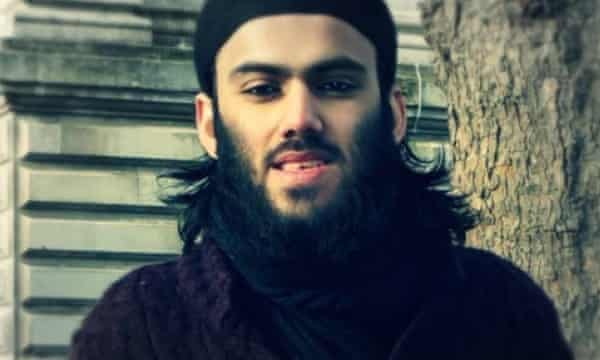 Ifthekar Jaman from Portsmouth, who died, while fighting for Isis.