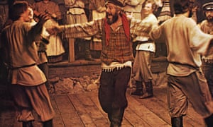 Topol as Tevye in Fiddler on the Roof
