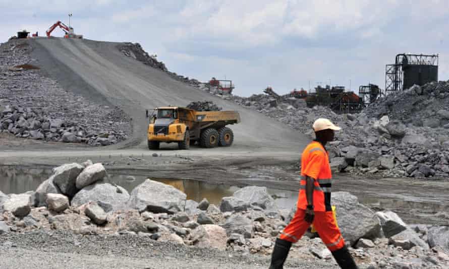 mining Sierra Leone