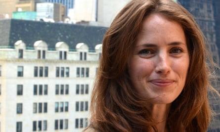 'Gleeful': American academic Jennifer Jacquet.