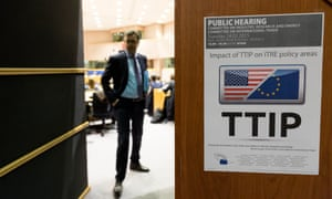 Any attempt to align EU environmental safeguards with those in the US under TTIP could result in a race to the bottom', a committee of MPs said.