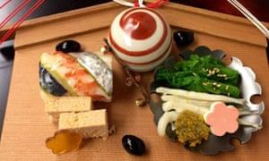 Chef Yoshihiro Murata's three Michelin-starred Ryotei Kikuno restaurant in Kyoto