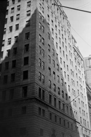 Shadow and Sunlight, New York City (c1930).