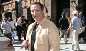 Sam Simon in 2007.