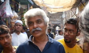 Taimur Islam, founder of the Urban Study Group.