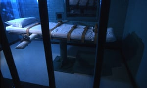 Texas death chamber Huntsville