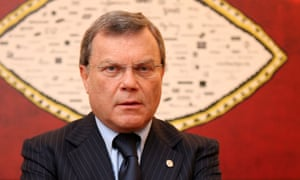 Sir Martin Sorrell, chief of WPP Group.