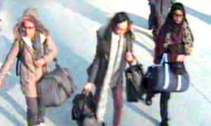 CCTV three girls
