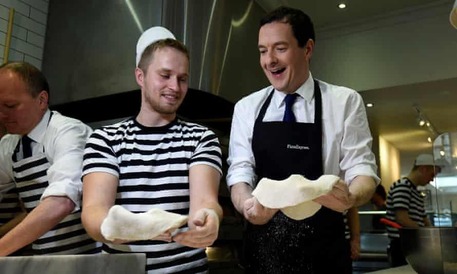 George Osborne corporation tax business leaders