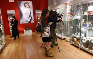 Preview of items from the Lauren Bacall Collection