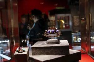 The Lauren Bacall Collection jean schlumberger bracelets