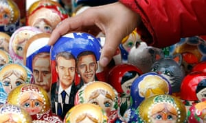 Magnets, keychains and even some traditional matryoshka dolls are made cheaply in China.