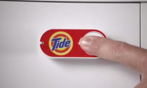 Amazon's new Dash buttons are part of a much wider trend – with privacy implications.