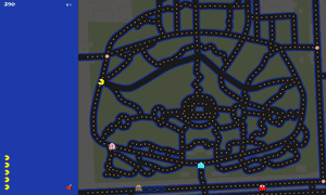 Google Pac-Man Forbidden City