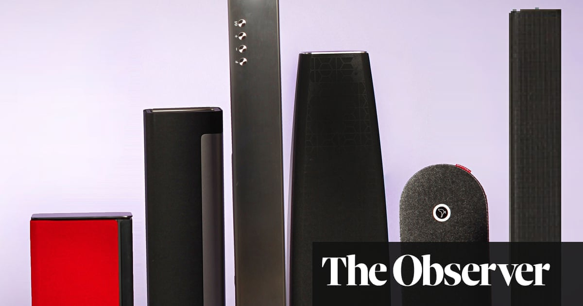 Soundbar speakers - six of the best | Television | The ...