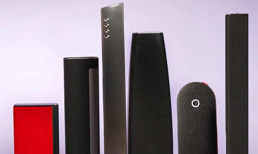Soundbars review. From left: Dali Kubik One; Sonos Playbar; LG NB5540; Monitor Audio ASB-2; Libraton