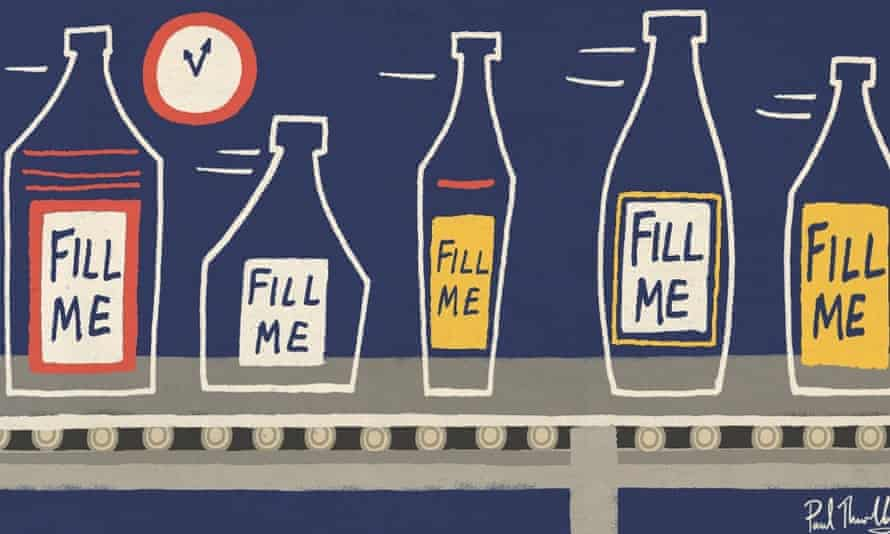 Oliver Burkeman illustration