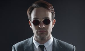 Above the law: Charlie Cox as Matt Murdock in Marvel's Daredevil.