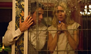Ben Stiller and Naomi Watts as fortysomething couple Josh and Cornelia in While We're Young.