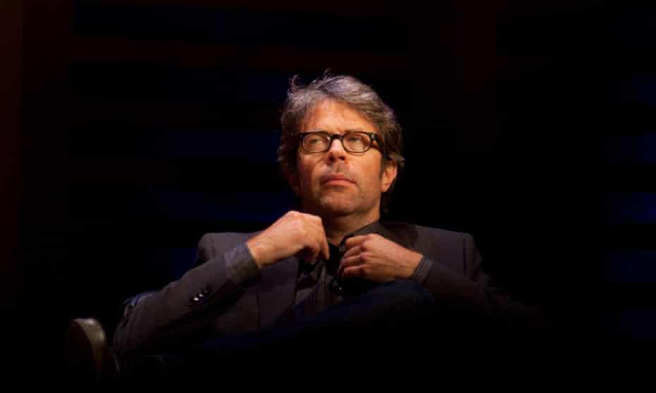 Jonathan Franzen, author