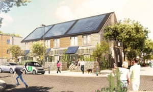 Terry Farrell's plan for Bicester garden city is highlighted as an exemplar in the government's new housing design guide.
