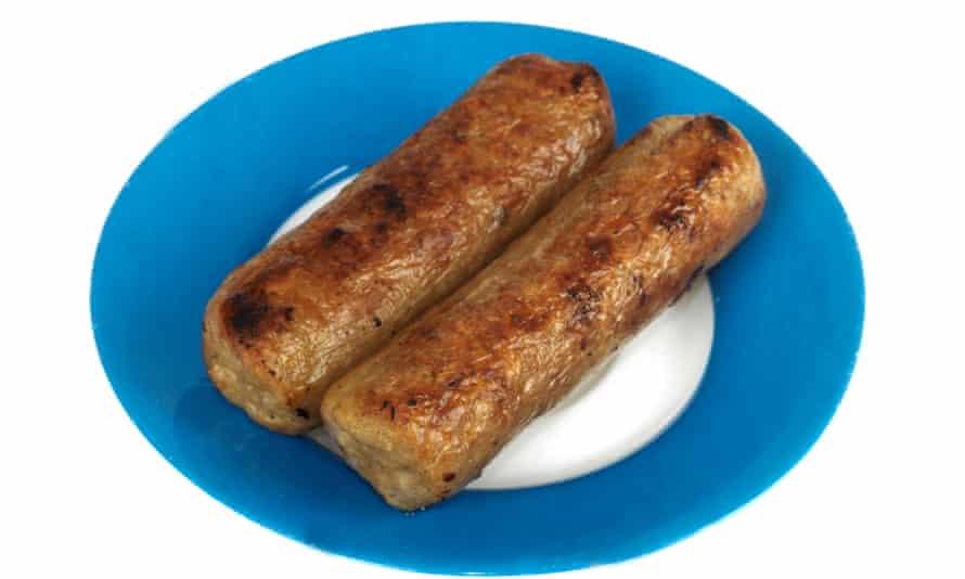 fake sausage