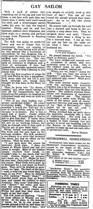 The Manchester Guardian, 3 April 1945