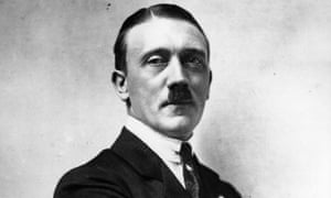 1921:  Adolf Hitler (1889 - 1945), leader of the National Socialist German Workers' Party.  (Photo by Keystone/Getty Images)black&white;formatportrait;male;facialhair;Personality;German;Austrian;KEY457892;KEYP/HITLER/ADOLF