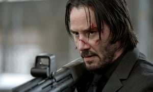 The Wick and the dead: Keanu goes on a superior spree.