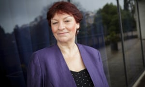 Christine Blower, the general secretary of the National Union of Teachers.