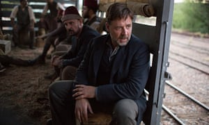 Russell Crowe in The Water Diviner. Photograph: Mark Rogers