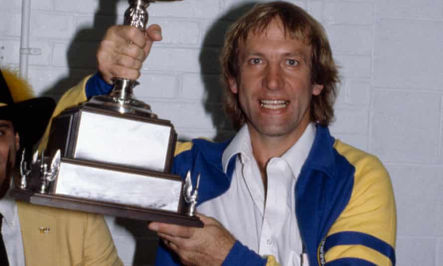 Willy Roy of Chicago Sting