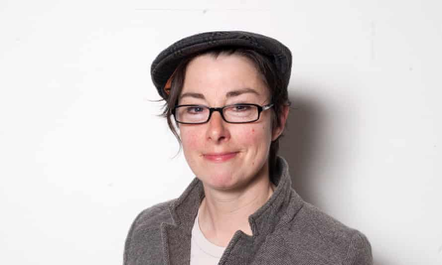 In the driving seat? Sue Perkins has been picked as favourite to take the helm of Top Gear.