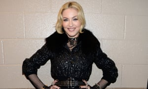 Madonna has been trying out a series of social apps to connect with fans.