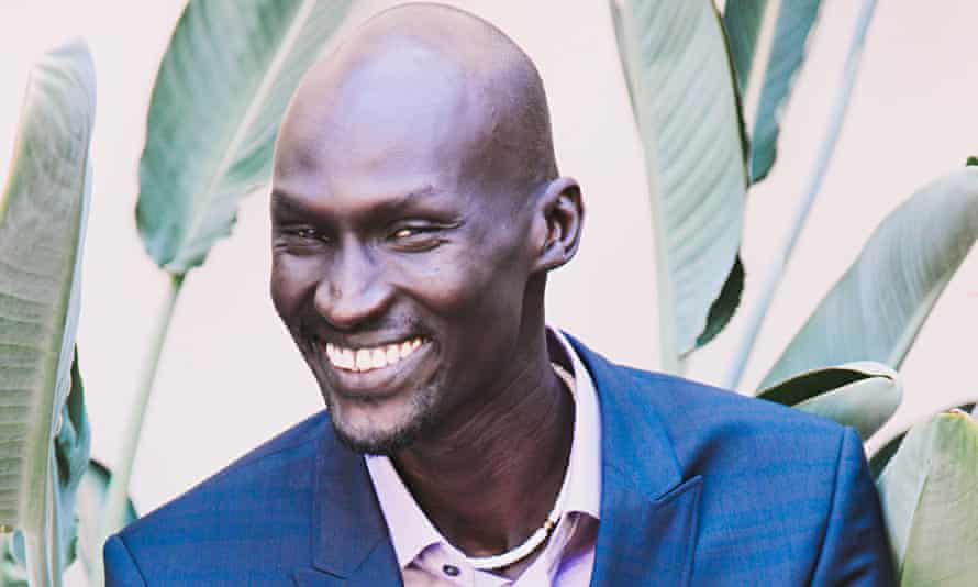 Ger Duany is a South Sudanese actor and model with a new film coming out.