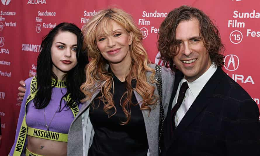 Kurt Cobain: Montage Of Heck premiere