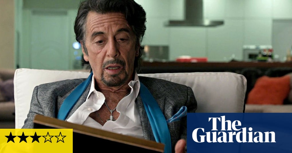 Danny Collins review: Al Pacino is caught between rock and a