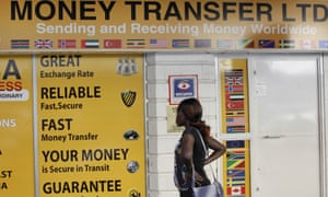 The closure of this money-transfer service in Nairobi and others like it to will make it harder for ordinary Somalis to pay their way say the NGOs.
