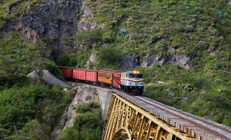 Tren de la Libertad, Ecuadorpress imagehttp://trenecuador.com/train of freedom