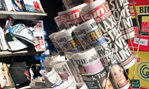 Newspapers in Britain