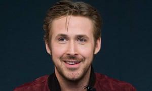 Ryan Gosling in London, 8 April 2015.