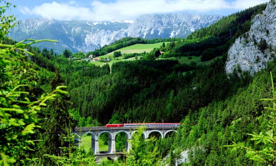 Semmering railway line