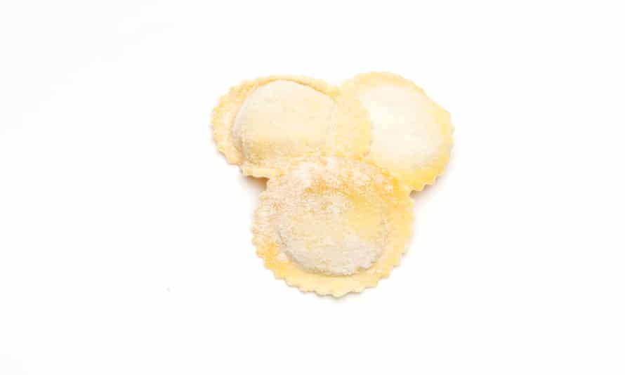 Observer Food monthly OFM italian taste test selfridges ravioli