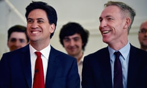 Ed Miliband Joins Scottish Labour For Pre-election Speech