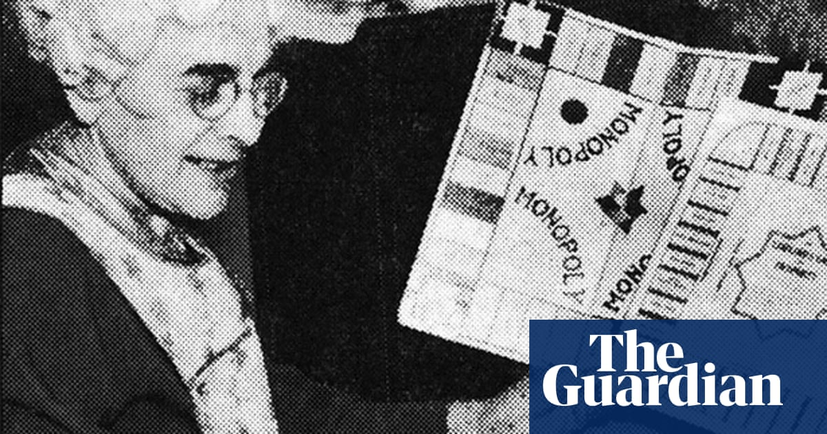 The Secret History Of Monopoly The Capitalist Board Game S Leftwing Origins Monopoly The Guardian