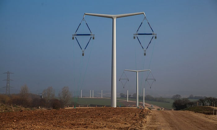 These new electricity pylons will make Britain a duller place