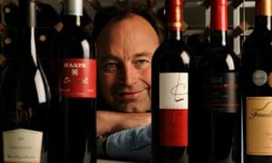 Rowan Gormley, flounder of Naked Wines.