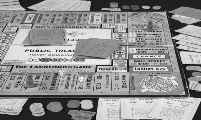 The secret history of Monopoly: the capitalist board game's