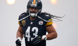 sports shoes 5ac67 b1d08 Troy Polamalu retires from NFL after 12 seasons at ...